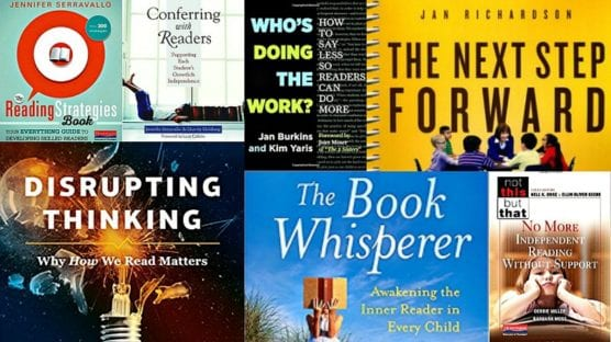 10 Professional Books About Teaching Reading