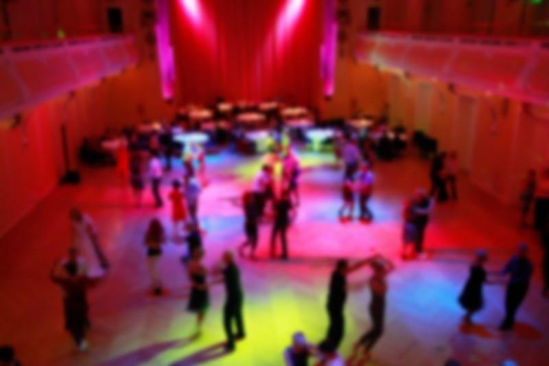prom chaperone dancing