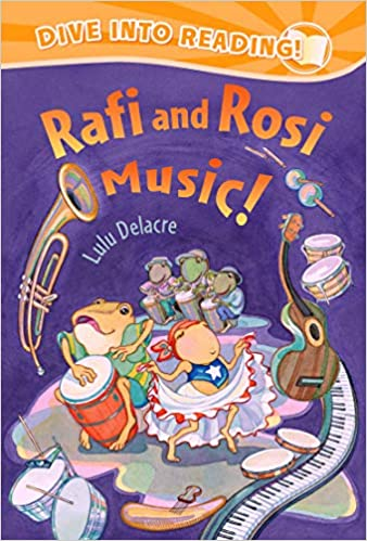 Book cover for Rafi and Rosi Music