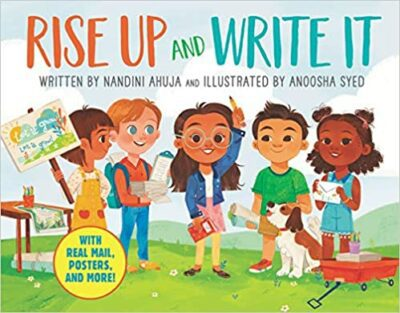 Book cover for Rise Up and Write It