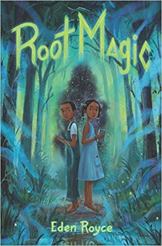 Book cover for Root Magic