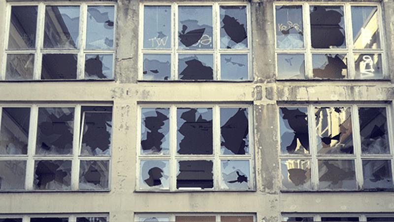 conditions in school buildings