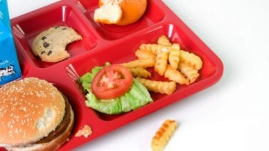 Rethinking School Lunch