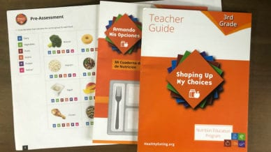 Free Nutrition Education Resources for California Teachers