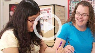 Video: New School Year, New Goals