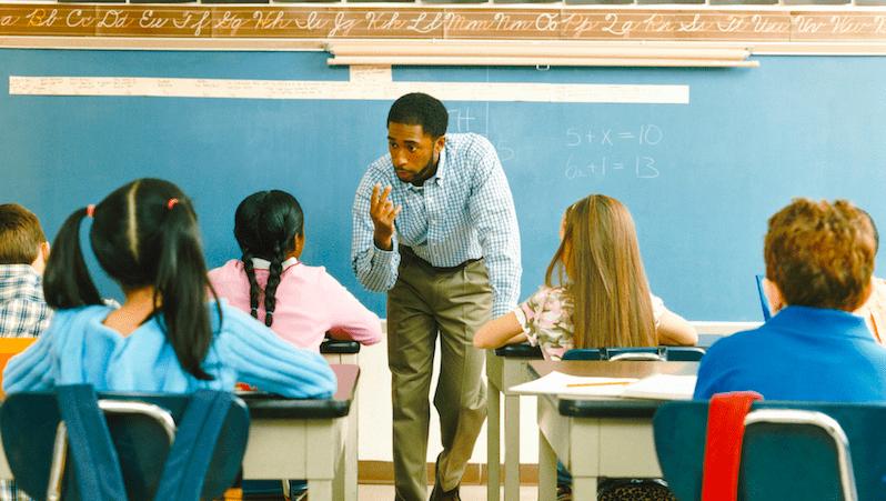 visit classrooms informally