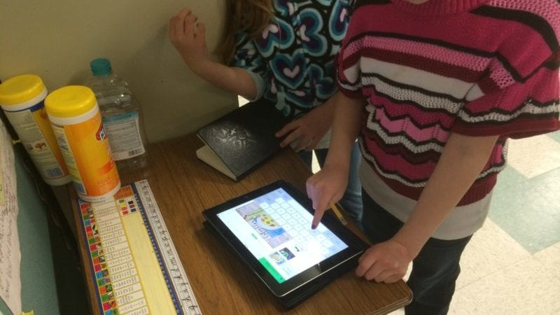 how digital portfolios work