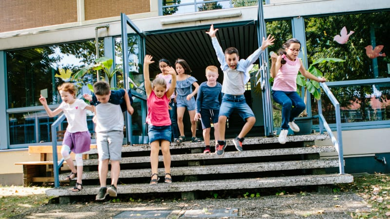 How to Discipline a Child at School (Without Taking Away Recess)