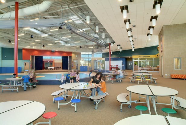 13 School Cafeterias that are Truly Works of Art for ...