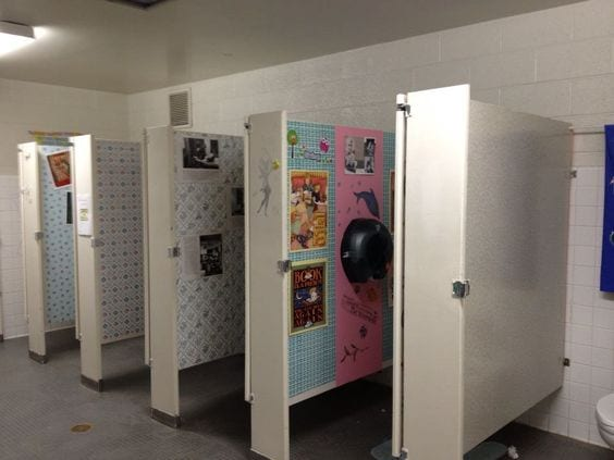 15 School Bathrooms That Are Truly Game Changers