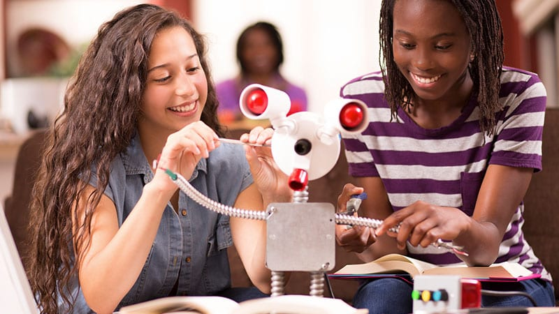 Create an Inclusive STEM Curriculum