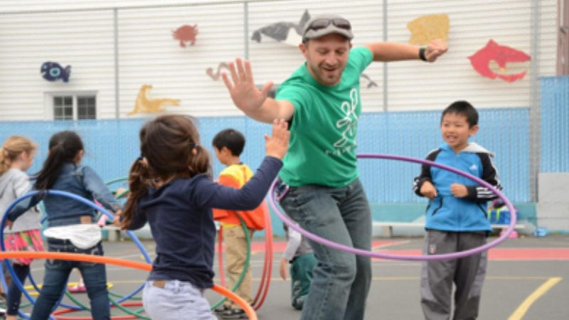 Adult engagement and clear expectations at recess can support a safe, healthy play environment.