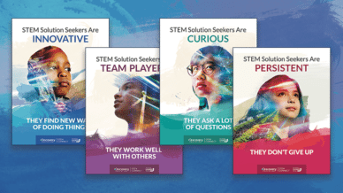 Free STEM Posters for Your School