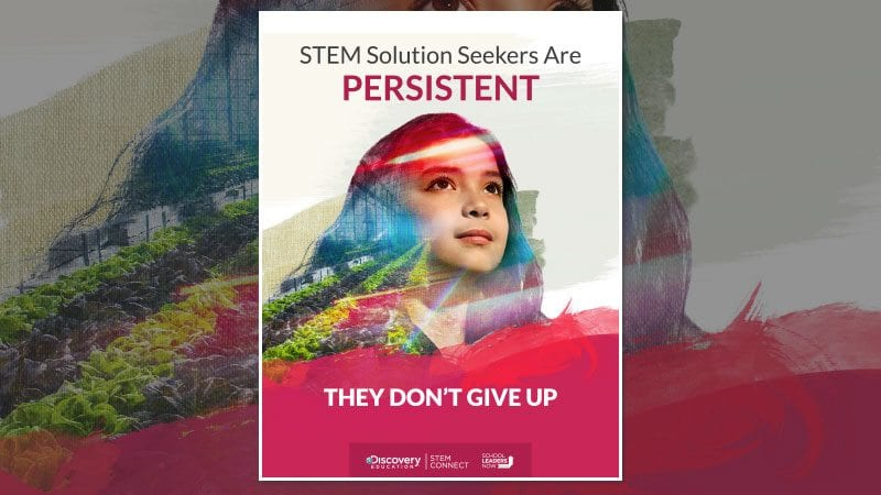 STEM Solution Seekers Are Persistent