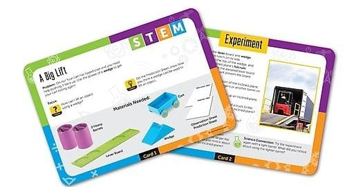 STEM supplies shopping list for your school