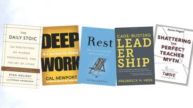 5 Books to Read This Summer That Will Make You a Better Leader This Fall