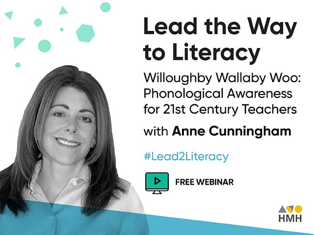 Lead the Way to Literacy - Anne Cunningham