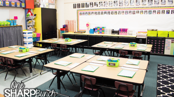 classroom reveals