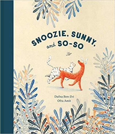 Book cover for Snooze, Sunny, and So-So