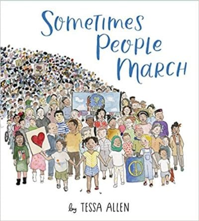 Sometimes People March book cover