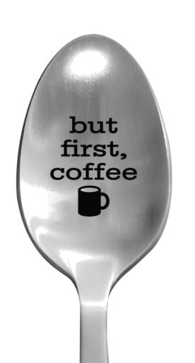 coffee lovers - spoon