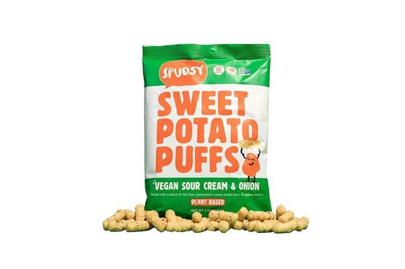 Spudsy Tatlı Patates Pufları