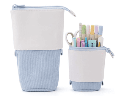 Standing pencil case from Amazon