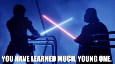 How Teaching Is Like Star Wars