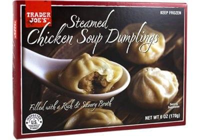Steamed Chicken Soup Dumplings