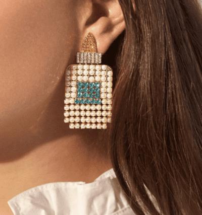 Stick with it glue bottle earrings from Baublebar