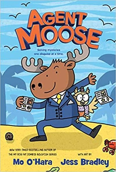 Agent Moose book cover