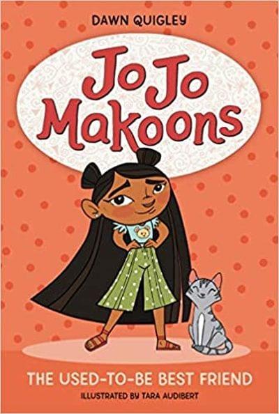 Jo Jo Makoons book cover