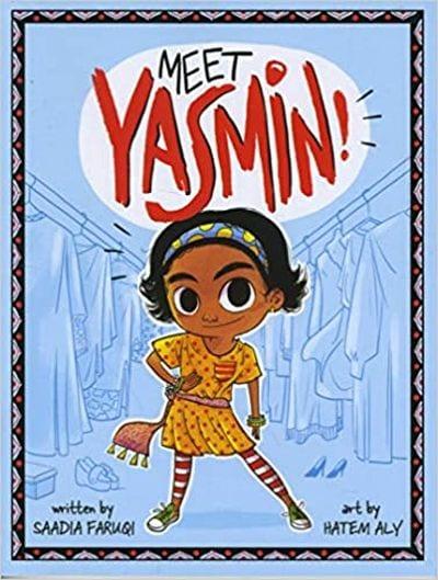 Meet Yasmin! book cover
