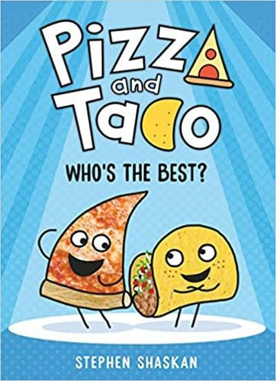 Pizza and Taco book cover