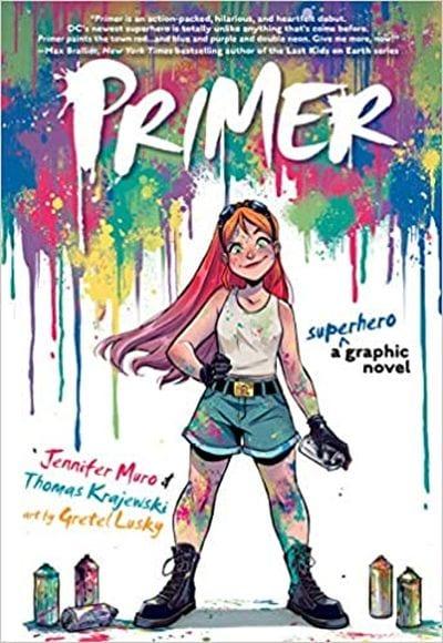 Primer book cover (Summer Reading List)