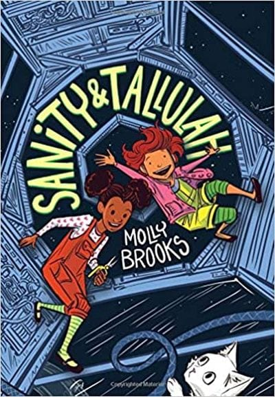 Sanity & Tallulah book cover (Summer Reading List)