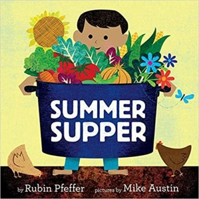 Book cover for Summer Supper