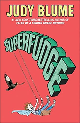 Book cover of Superfudge by Judy Blume