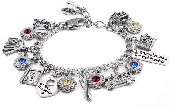 teacher jewelry
