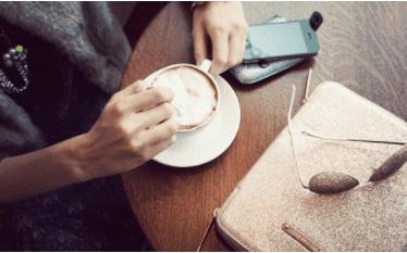 Pencil to stir coffee -- teacher secrets