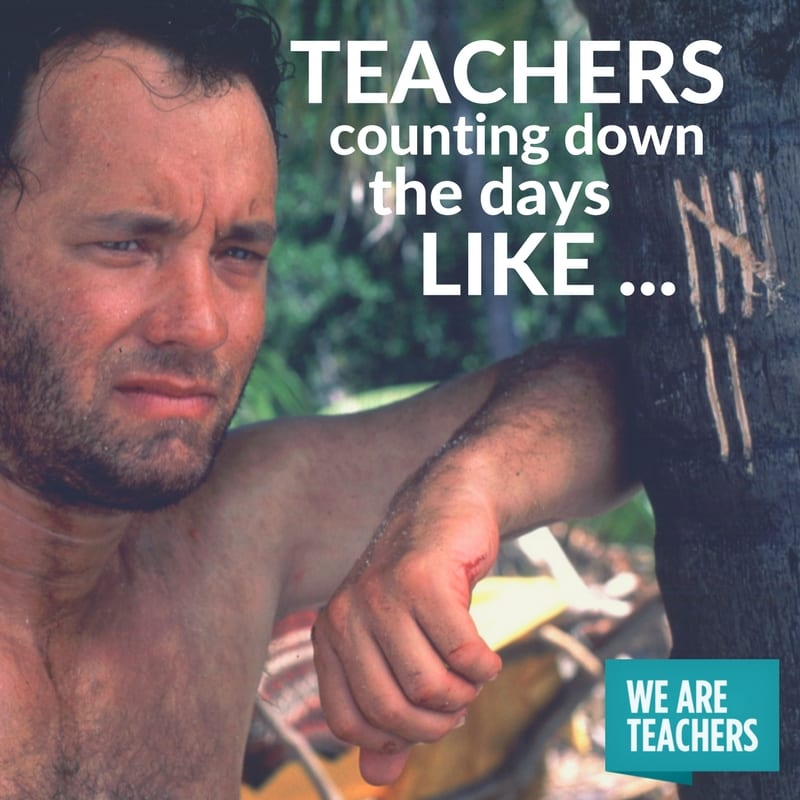 End Of Year Memes For Teachers Who Are Just Hanging On