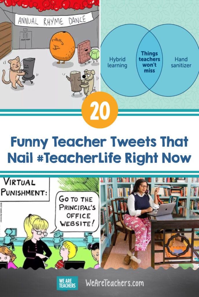 20 Funny Teacher Tweets That Nail #TeacherLife Right Now