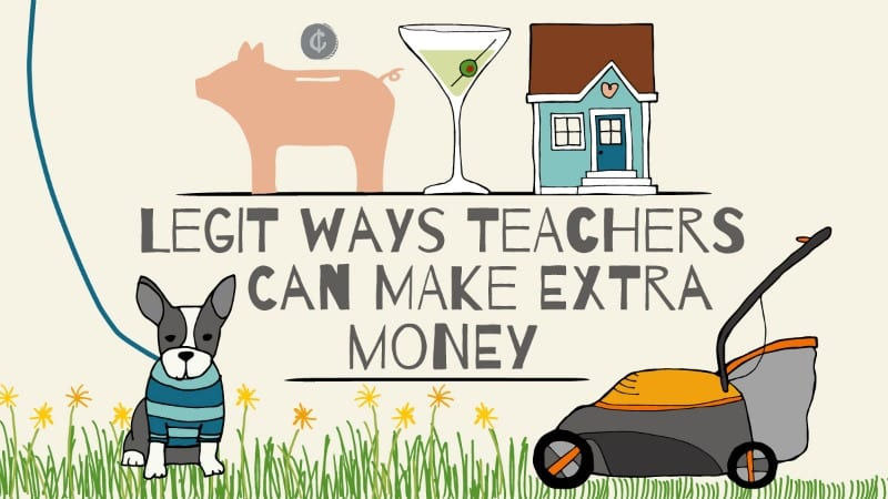 50 Ways Teachers Can Make Extra Money - WeAreTeachers