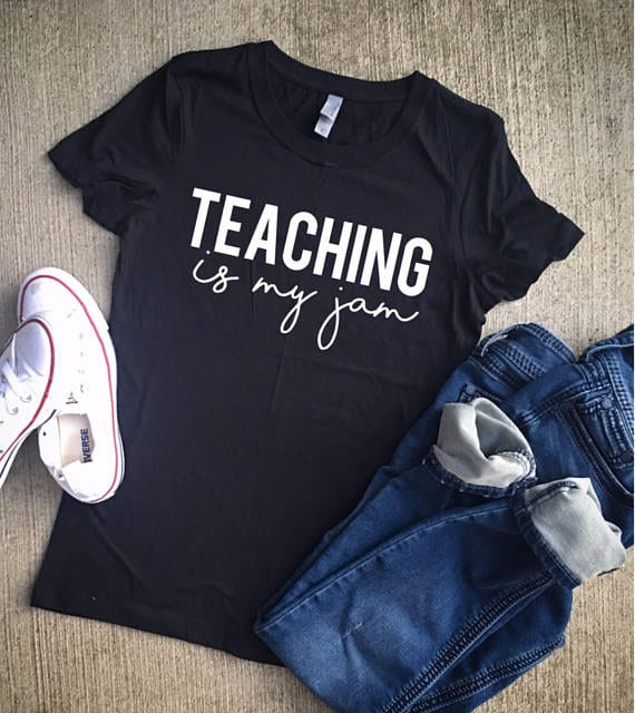 teaching shirts