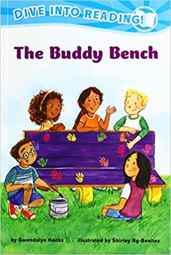 The Buddy Bench book cover