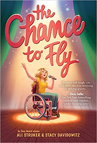 Book cover for The Chance to Fly