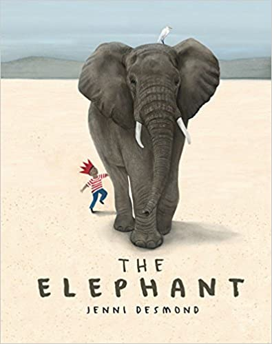 Book coverer The Elephant