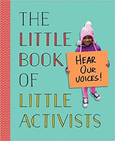The Little Book of Little Activists book cover