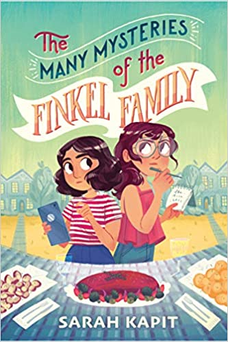 Book cover for The Many Mysteries of the Finkel Family