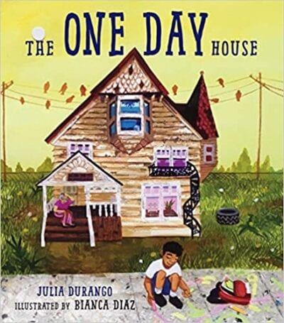 Book cover for The One Day House